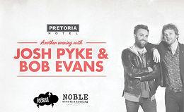 Josh Pyke Bob Evans The Jezabels Live Music Concert