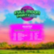 Goodwill Krunk Marlow Reece Low DJ Full Moon Festival
