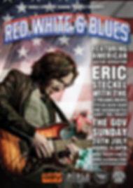 Eric Steckel Blues Rock Guitar Concert