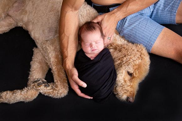 NEWBORN Family & Pet Bundle