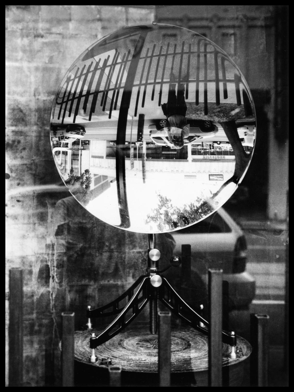 Scene Through a Glass #29