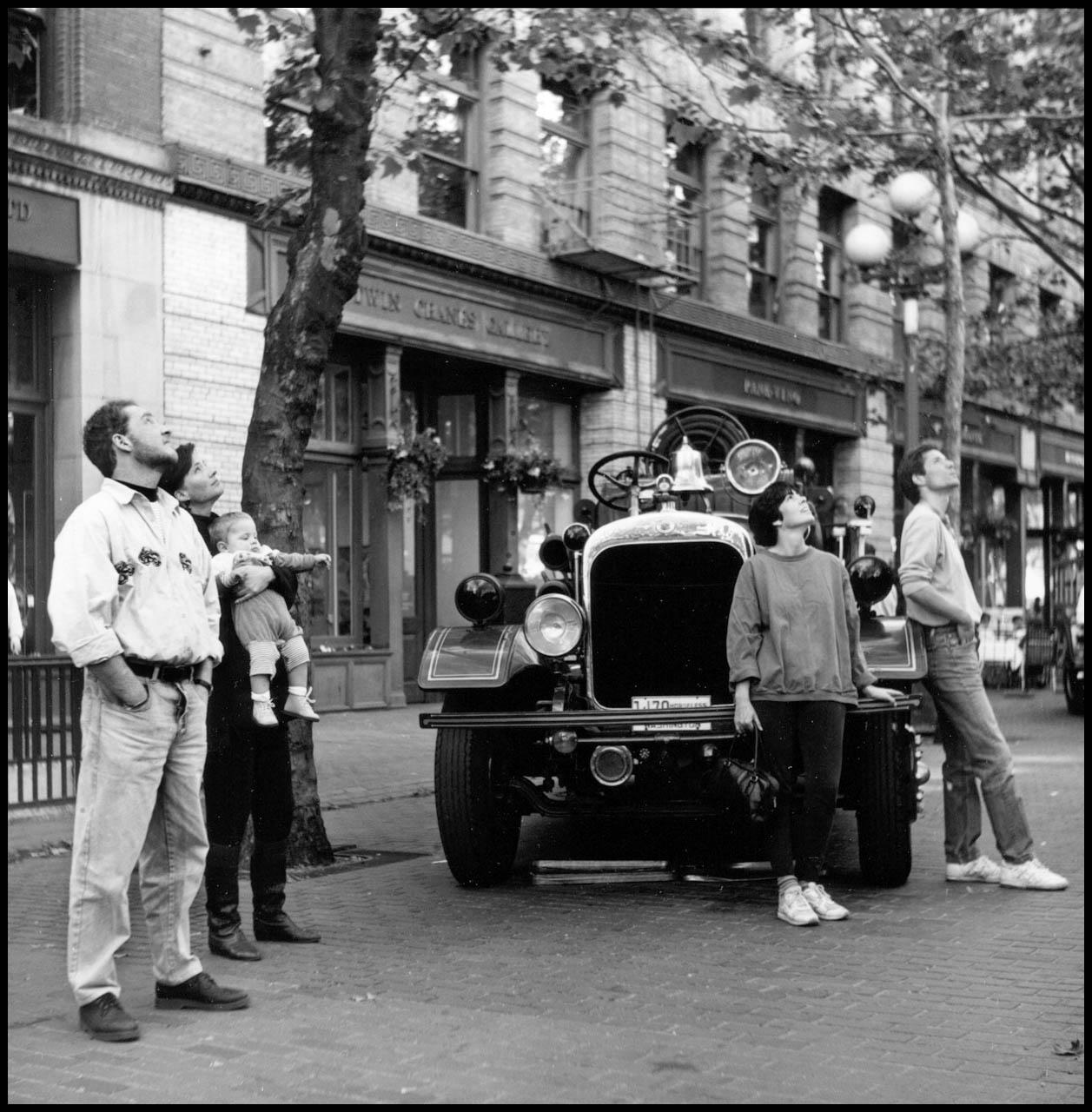 Occidental Square #24, 1991