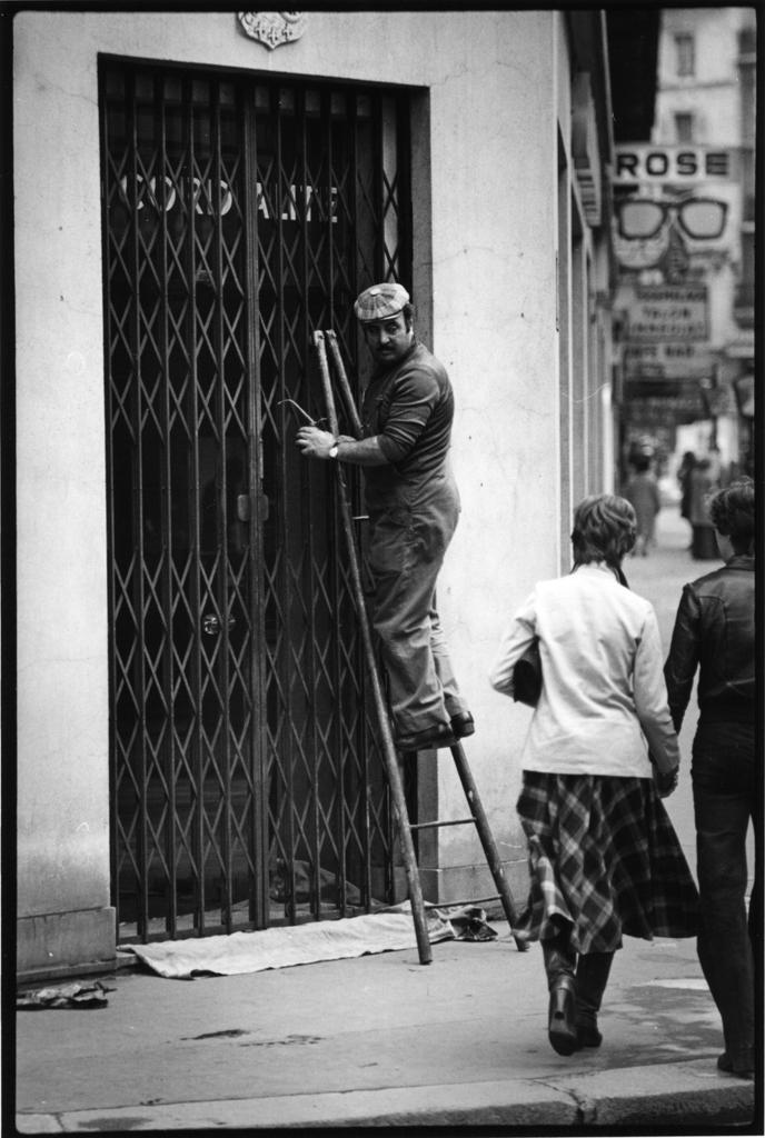 Rue de la Victorie, Paris 1978