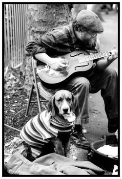 A Little Street Music #109