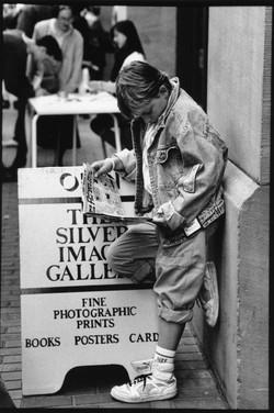 Occidental Square #13, 1990
