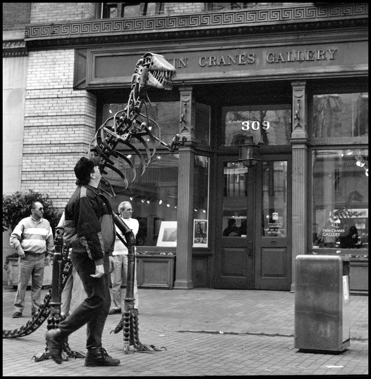 Occidental Square #26, 1992