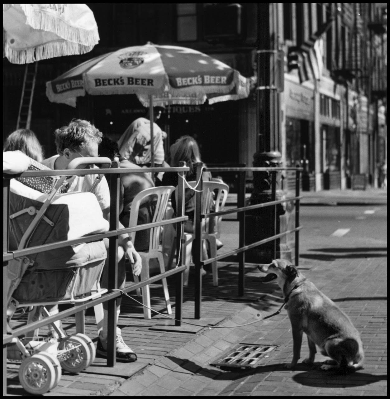 Occidental Square #25, 1991