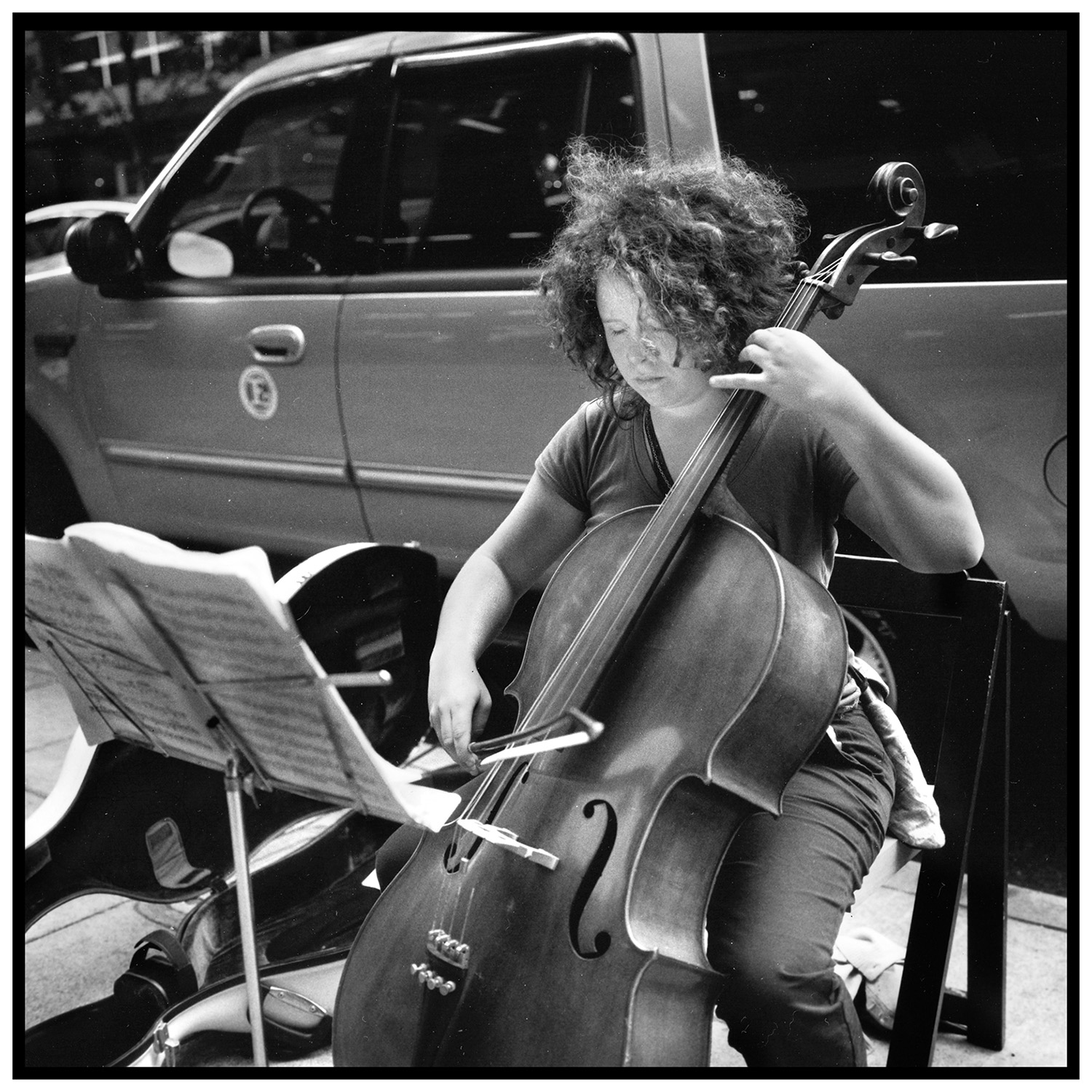 A Little Street Music #95