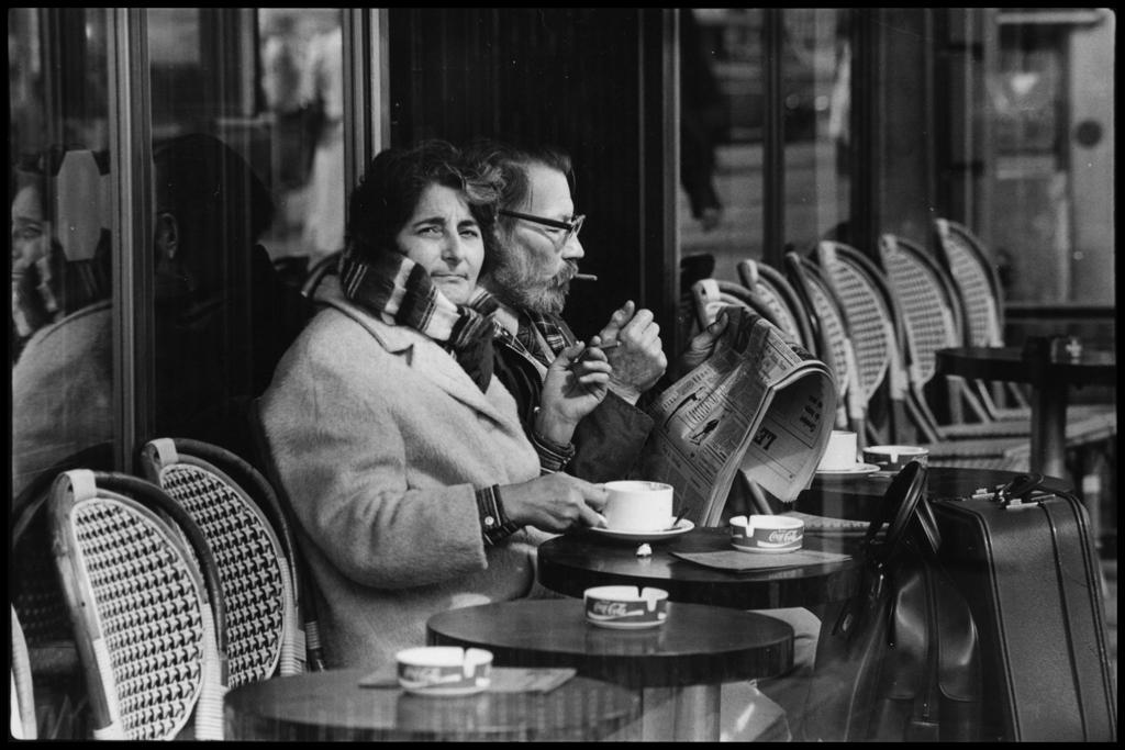 Cafe les Deux Magots