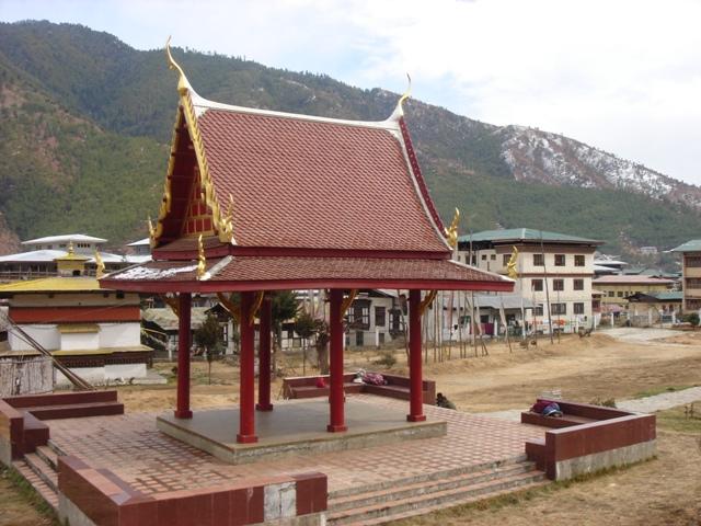 ศาลาไทย กรุงทิมพู, ภูฏาน