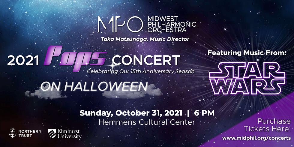2021 Pops Concert On Halloween