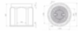 Кабельный колодец ККТМ-1, точные размеры, чертеж