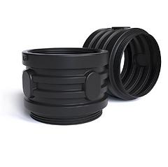 кольца для пластикового колодца, удлиняющая горловина пластикового колодца