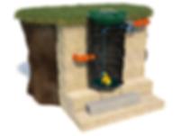 КНС, канализационная насосная станция, насос канализационный, насос фекальный