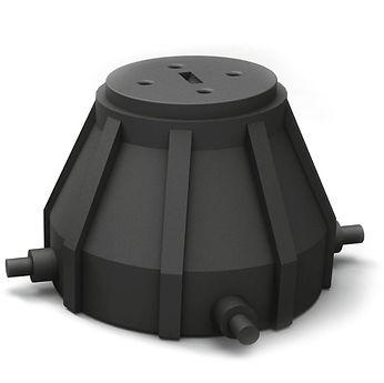 Колодец ККТ-1, кабельный, полиэтиленовый