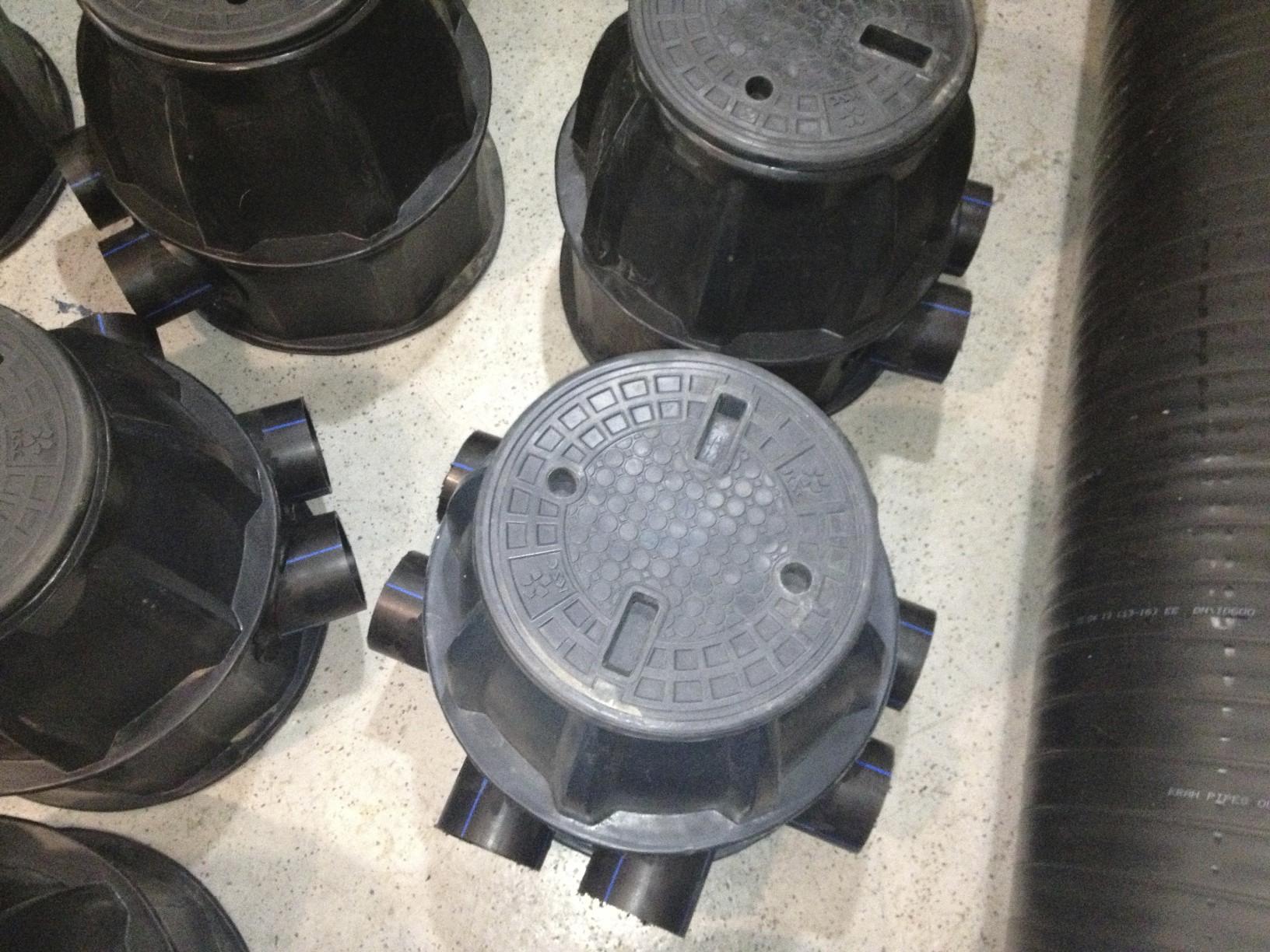 Телефонные колодцы ККТМ-2