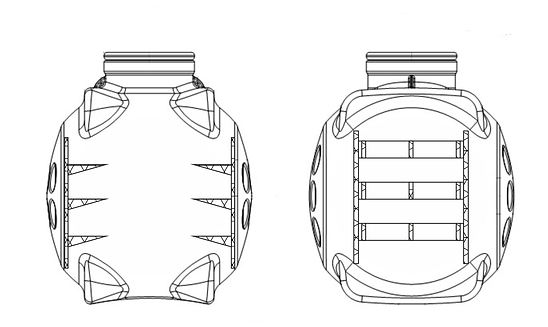 кабельные консоли, консоли для кабеля в колодец, кабельные полки, кабельные стойки, консоли для колодцев, консоли для кабельной канализации