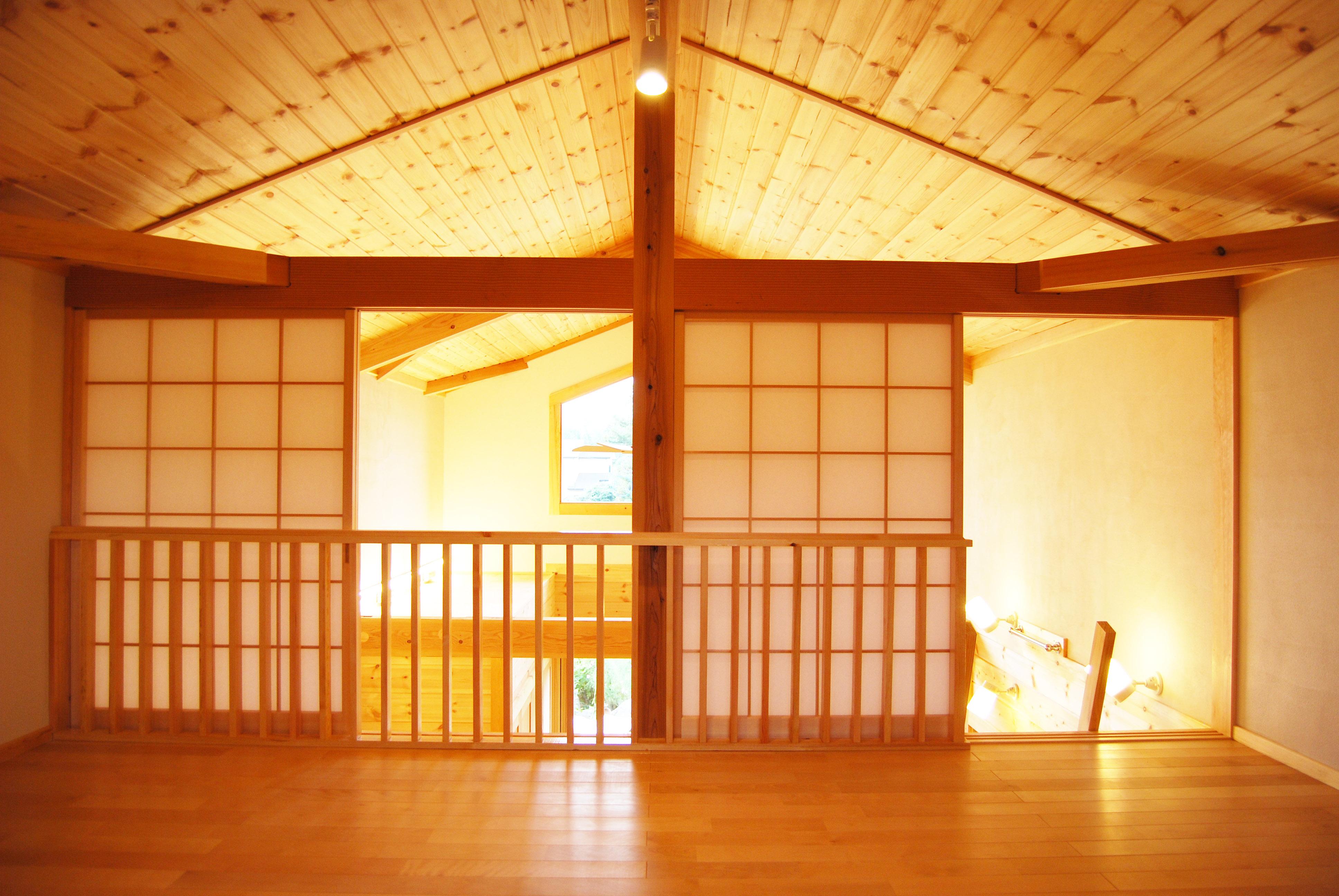 粕川邸 完成写真 008