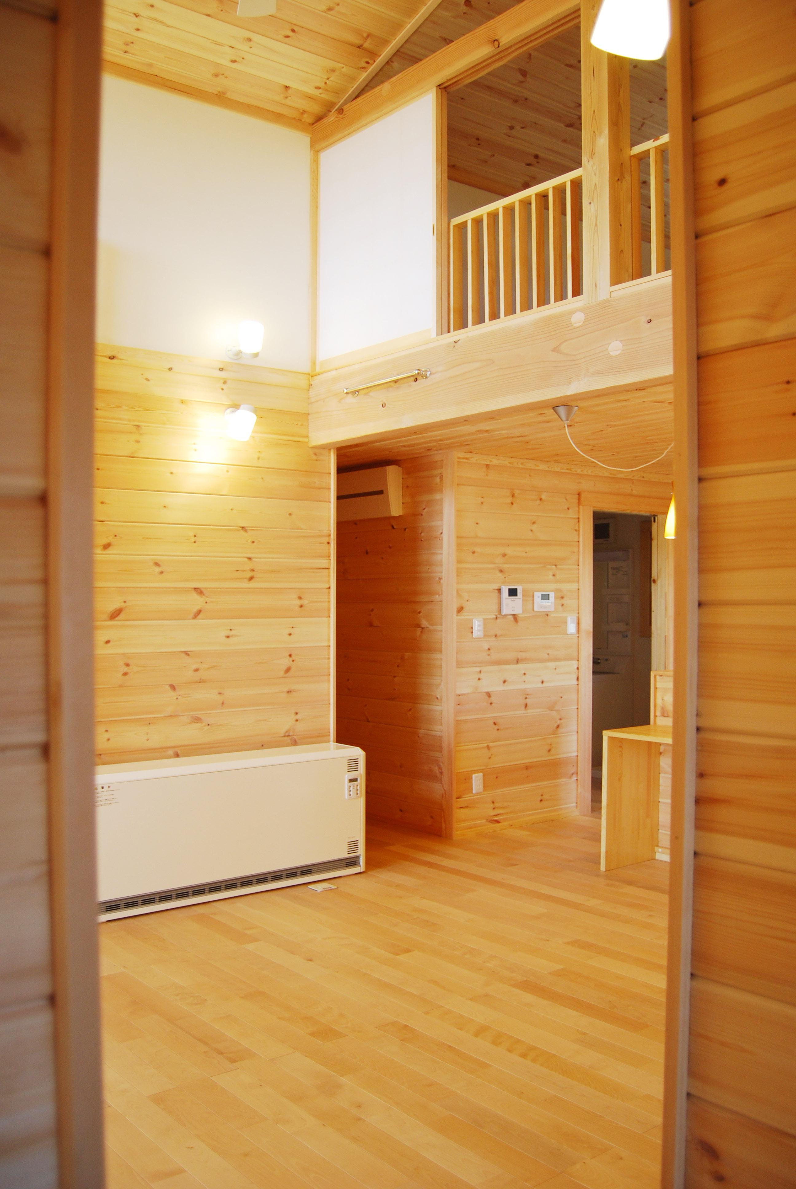 粕川邸 完成写真 002
