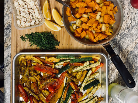 Need a Side Dish? Try these Roasted Vegetables!
