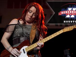 Artist Spotlight - HTX:  Carolyn Wonderland Band