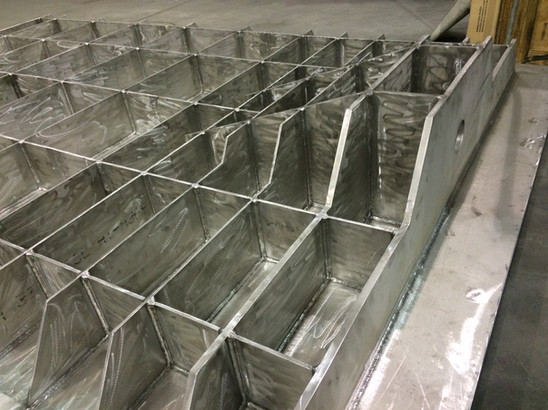 Quality critical welding and fabrication