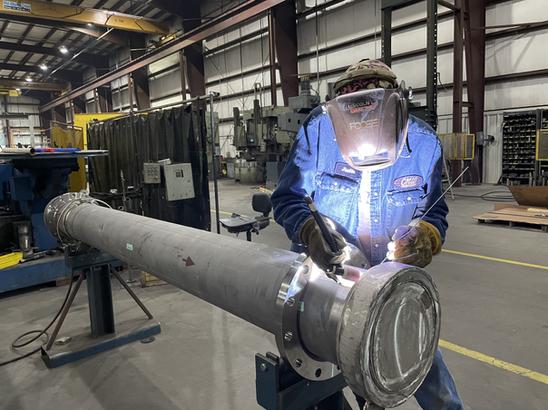 ASME welding