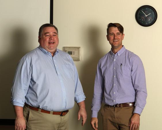 Richard – CFO; Walt – Marketing Manager