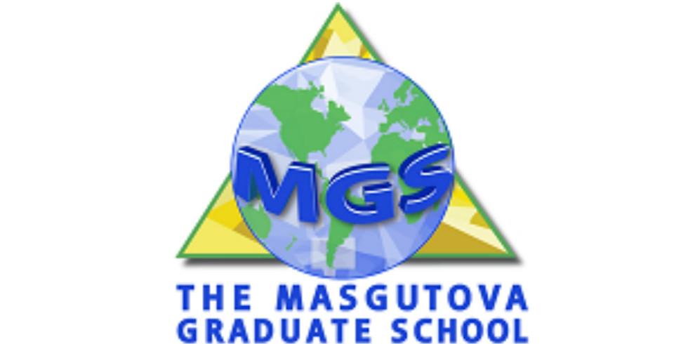 Masgutova Graduate School Online Information Session 3.30 at 6 PM EST