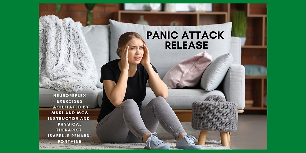 6.17 @ 9 AM Eastern -> Panic Attack Release