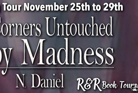 Corners Untouched by Madness Blog Tour - November 25th - 29th!