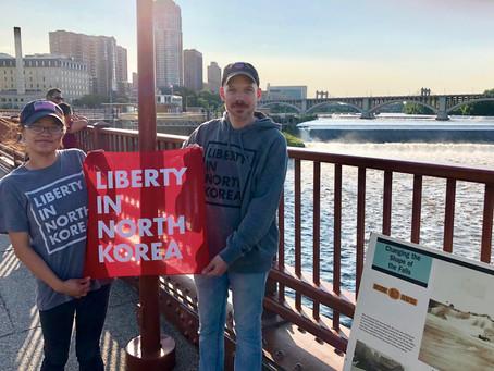 Donate to Liberty in North Korea