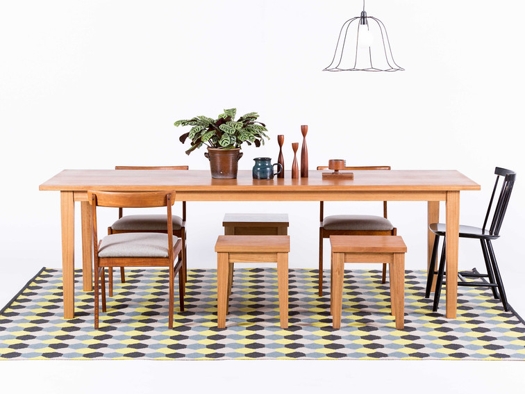 DINING_TABLE_ONE_SMALL_ROOM_CUSTOM_MADE_
