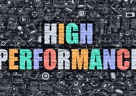 Eight characteristics of high performing people and organizations.