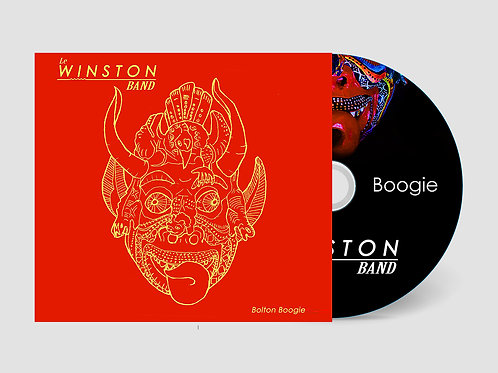 Bolton Boogie (EP physique)