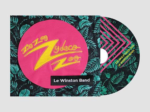 Zig Zag Zydeco Zoo (album physique)