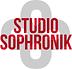 Logo Sophronik Le Winston Band
