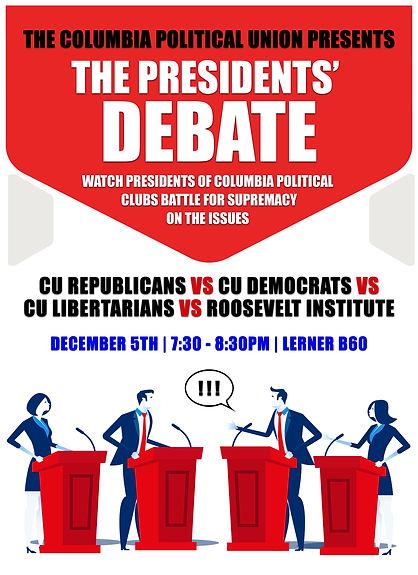 Presidents' Debate Flyer.jpg