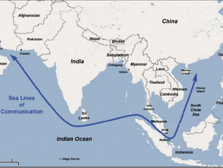 Chinese Endgame on the Seas: String of Pearls