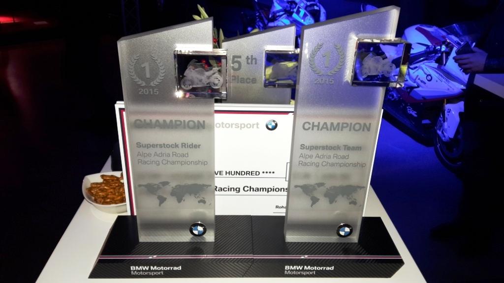 BMW Motorrad Race Trophy 2015