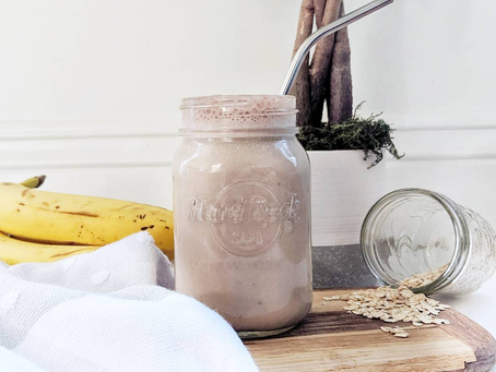 Smoothie Choco-avoine
