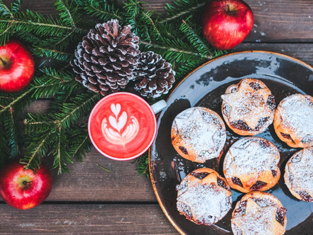 Toutes les recettes et tous les produits nécessaires pour un repas de Noël végétalien