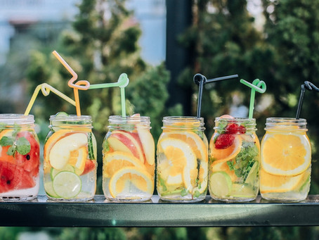 4 boissons sans alcool pour journées ensoleillées!