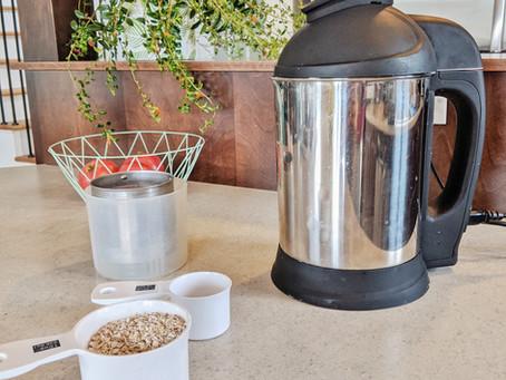 Almond cow: la machine à laits végétaux