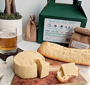 Comment faire son fromage végétalien maison ?