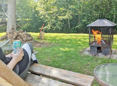 Recettes végétaliennes à faire en camping