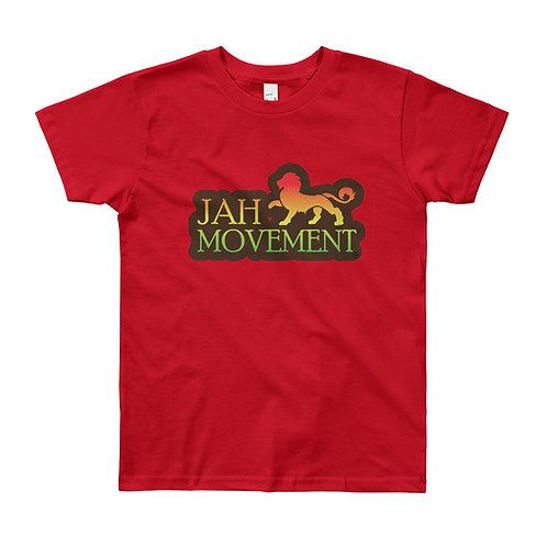 Youth Short Sleeve T-Shirt (8-12yrs)