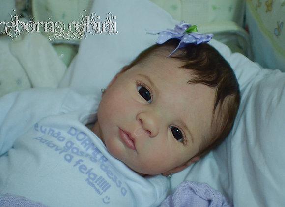 Bebê reborn Ylvie