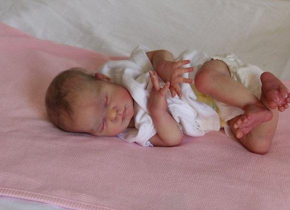Bebê reborn Rosie