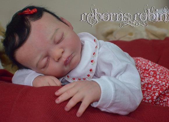 Reborn baby Tanya